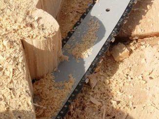 Makita láncfűrész