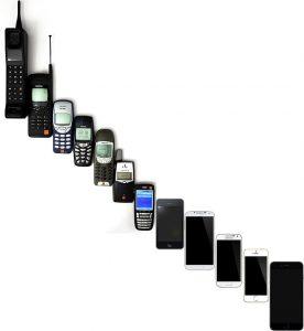 mobiltelefon webshop