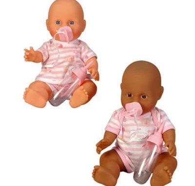 Igazán különleges a pisilő baba