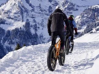 Kerékpározás a hegyekben