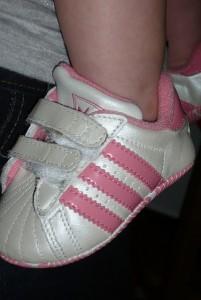 Különleges supinált gyerek cipő