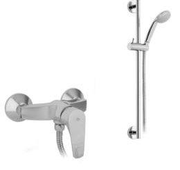 Termosztátos zuhany csaptelep