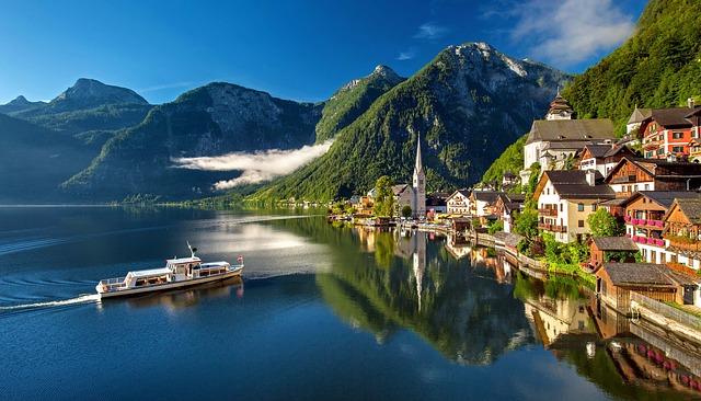 Ausztria csodás természeti kincsei