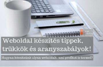 weboldal készítés Győr